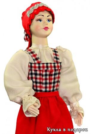 Архангельская кукла подарок из России