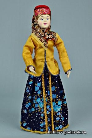 фото вологодская кукла