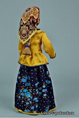 фото вологодская кукла из фарфора