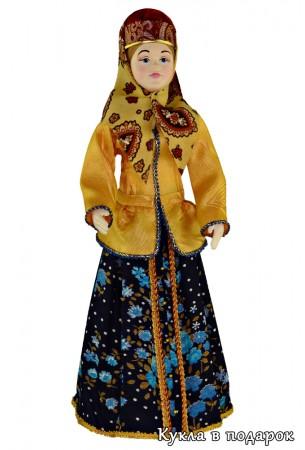 Куклы России - вологодская кукла