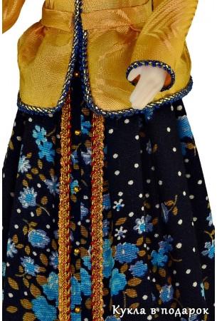 Детали ткани и отделка одежды