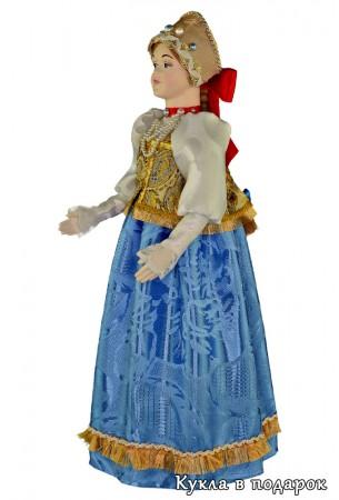 Сувенир в Нижний Новгород авторская кукла