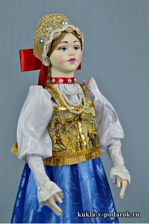 фото нижегородская кукла ручная работа