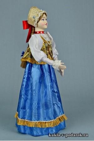 фото нижегородская кукла из фарфора