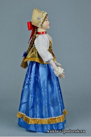 фото нижегородская кукла в женском костюме