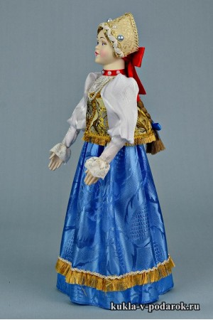 фото нижегородская кукла рукодельное изделие