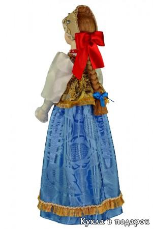 Ручная работа кукла в нижегородском костюме
