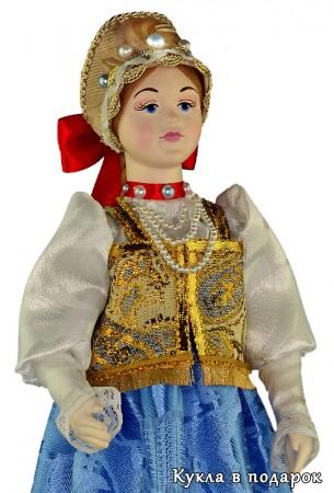 Нижегородская кукла подарок из России