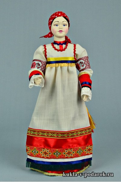 Курская кукла