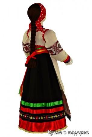 Курская кукла в национальном костюме