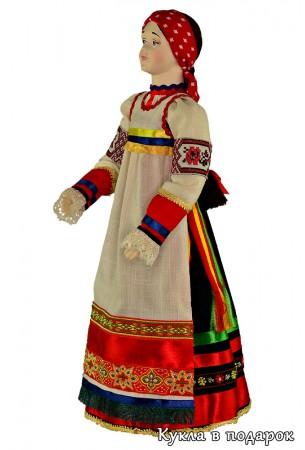 Традиционная курская женская одежда