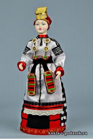 фото воронежская кукла с кикой на голове