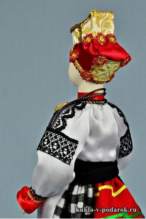 фото воронежская кукла в женском костюме