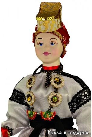 Кичка - воронежский головной убор женщины