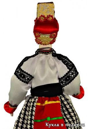 Кукла в воронежском национальном костюме