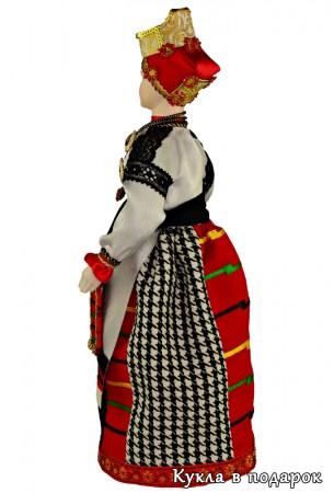 Воронежский народный костюм молодой женщины