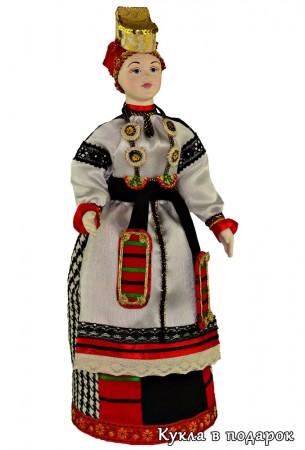 Красивый подарок из Воронежа русская кукла