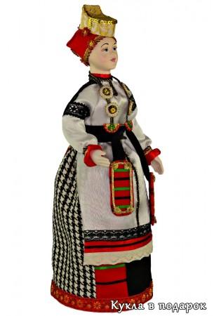 Сувенир из Воронежа интерьерная кукла