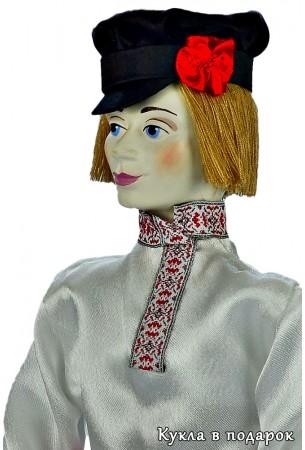 Куклы России московский сувенир