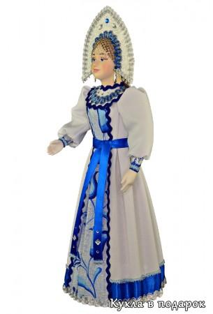 Интерьерная кукла подарок от автора