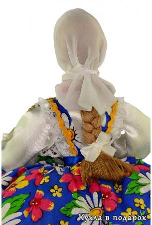 Подарок на православную Пасху авторская кукла
