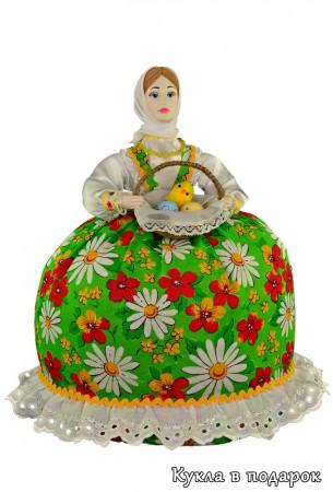 Кукла подарок на Пасху