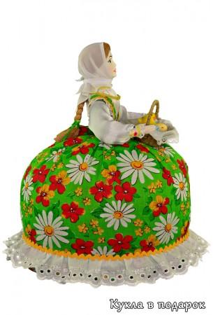 Авторская кукла подарок на светлую Пасху