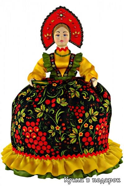 Куклы грелки на чайник