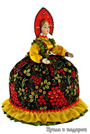 Московский сувенир в стиле Хохлома