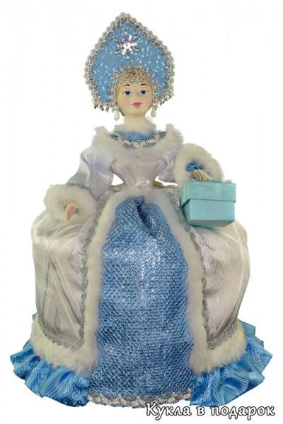Чайная кукла