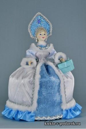 фото чайная кукла в подарок