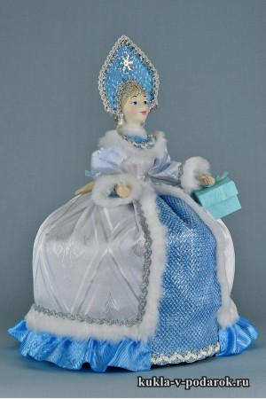 фото чайная кукла авторская работа