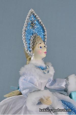 фото чайная кукла красивый подарок