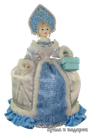 Кукла грелка для чайной вечеринки