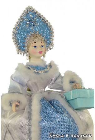 Кукла грелка для русской чайной церемонии