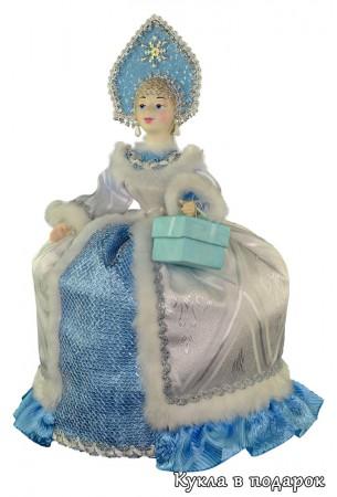 Кукла грелка для традиционного русского чаепития