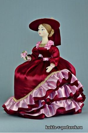 фото грелка на заварочный чайник русская кукла