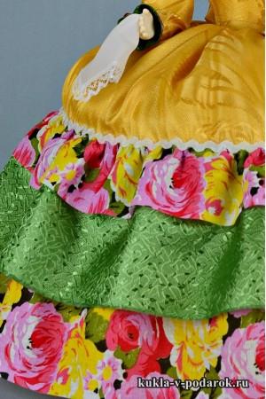 фото Купчиха на чайник детали одежды