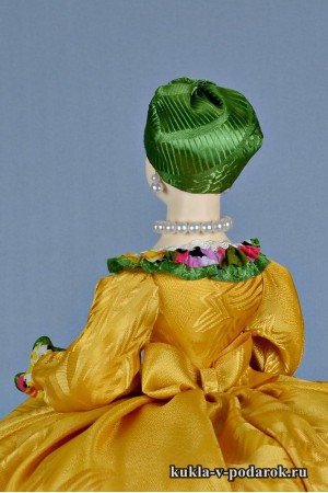 фото Купчиха на чайник большая кукла русская грелка