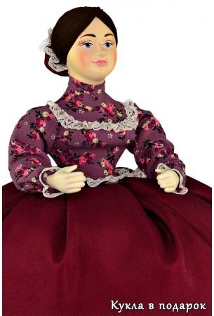 Черноглазая казачка кукла ручной работы
