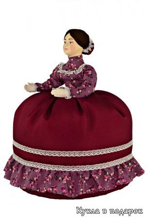 Красивая кукла Казачка