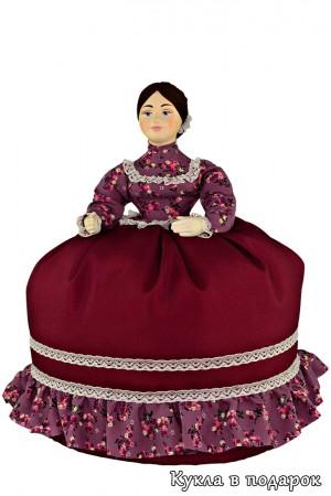 Русский подарок кукла Казачка
