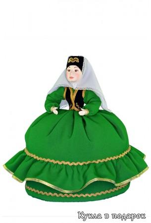 Подарок татарке кукла национальный сувенир