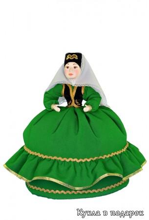Подарок татарке фарфоровая кукла
