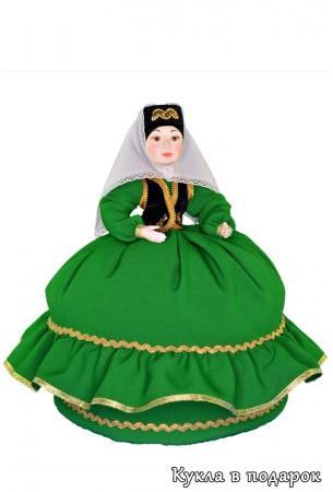 Подарок татарке. Кукла ручной работы