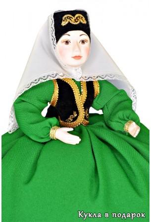 Подарок татарке. Авторская  кукла