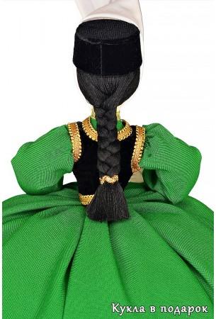 Подарок татарке кукла с косой