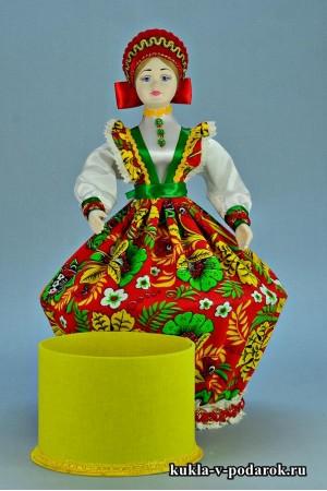 Фото куклы русская шкатулка