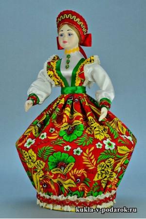 Фото русская кукла шкатулка в подарок на день рождения