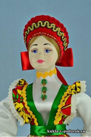Фото кукла русская шкатулка авторская работа